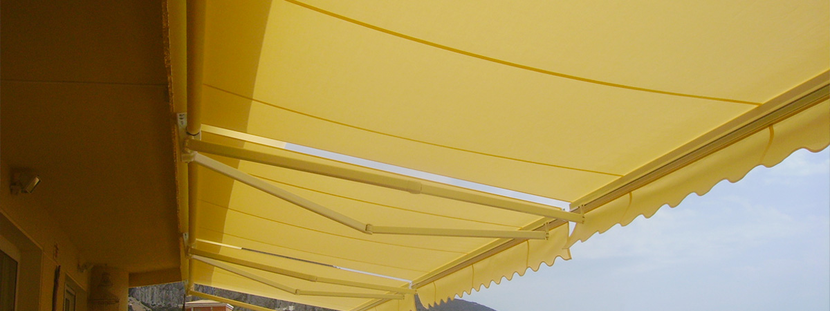 Supplying Sunblinds And Awnings Costa Blanca